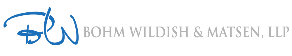 Bohm Wildish & Matsen LLP