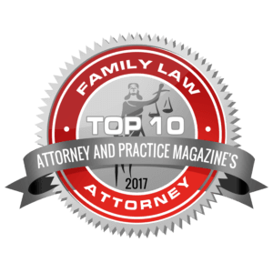 top 10 family law