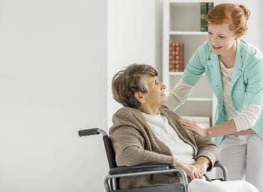 nursing home caregiving