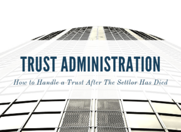 Image of Trust Administration Title